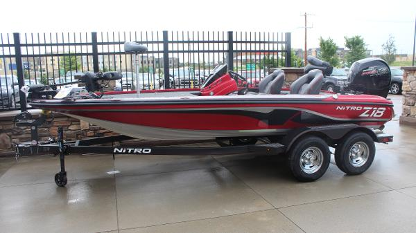 2021 Nitro boat for sale, model of the boat is Z18 & Image # 1 of 60