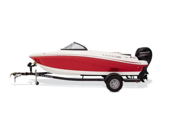 2021 Tahoe boat for sale, model of the boat is 450 TS & Image # 1 of 1