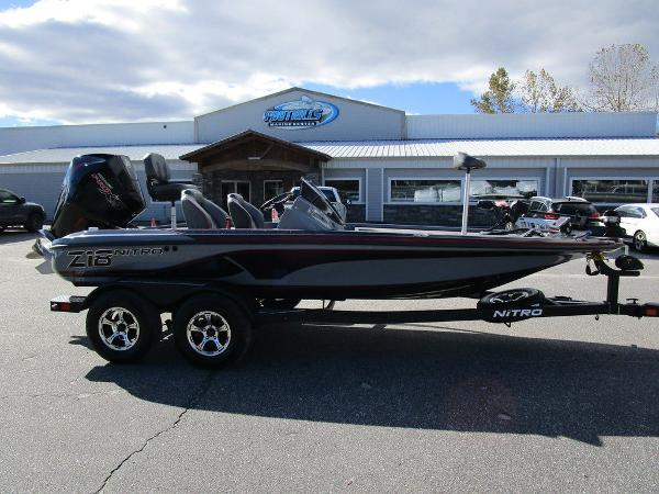 2021 Nitro boat for sale, model of the boat is Z18 Pro & Image # 3 of 46