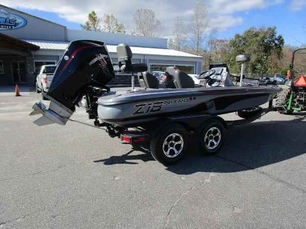 2021 Nitro boat for sale, model of the boat is Z18 Pro & Image # 4 of 46