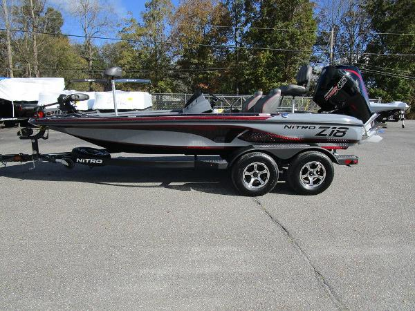2021 Nitro boat for sale, model of the boat is Z18 Pro & Image # 1 of 46