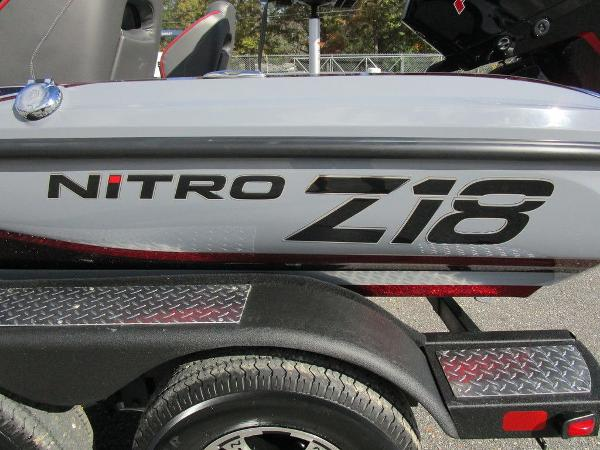 2021 Nitro boat for sale, model of the boat is Z18 Pro & Image # 7 of 46