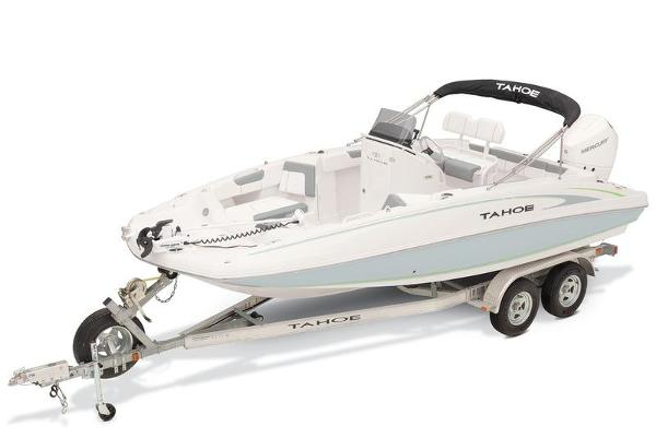 2021 Tahoe boat for sale, model of the boat is 2150 CC & Image # 1 of 1