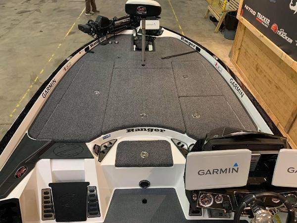 2020 Ranger Boats boat for sale, model of the boat is Z520L & Image # 8 of 11