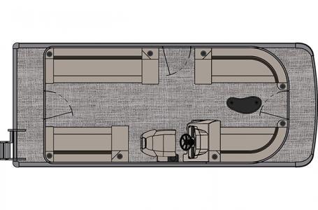 2021 Tahoe Sport Quad Lounger 20'