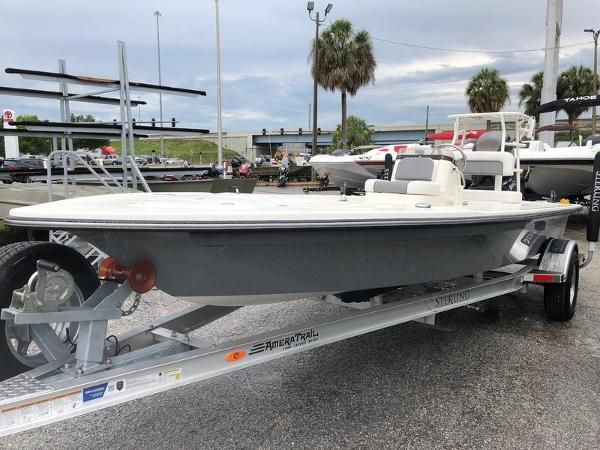 2021 Sterling boat for sale, model of the boat is 180 TS & Image # 1 of 4