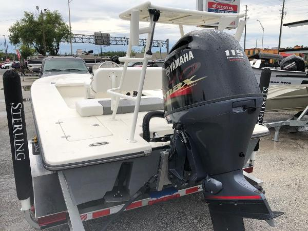 2021 Sterling boat for sale, model of the boat is 180 TS & Image # 4 of 4