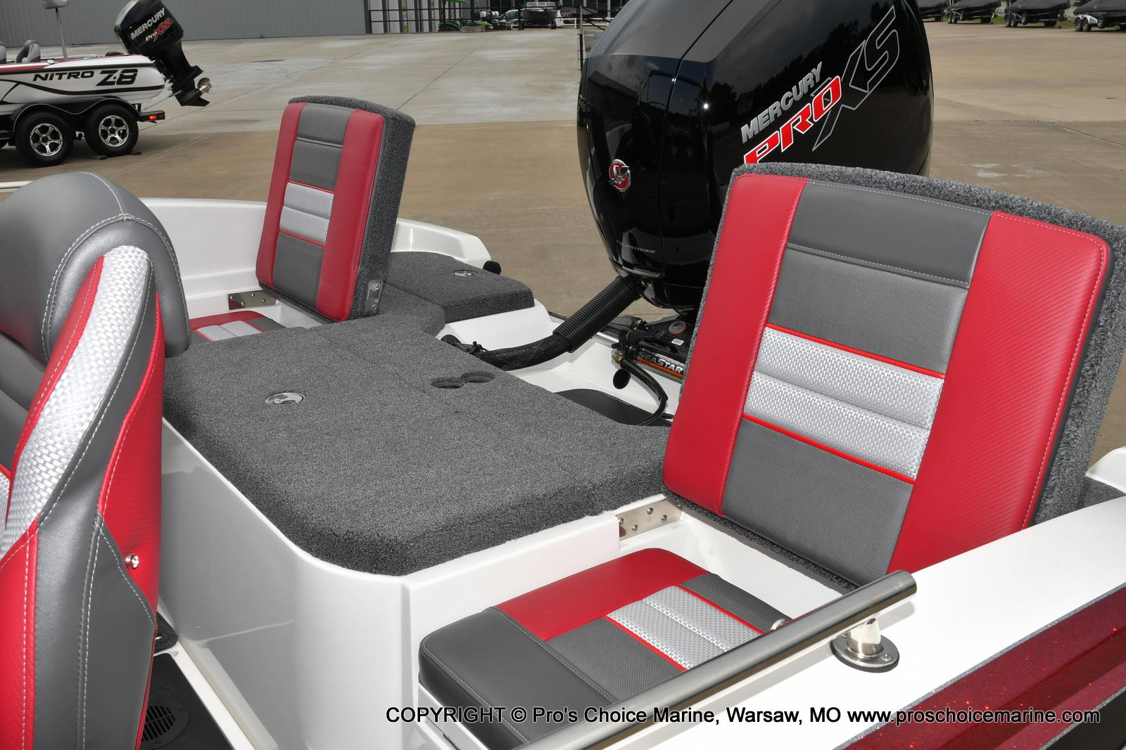 2021 Ranger Boats boat for sale, model of the boat is 1850MS w/150HP Pro-XS & Image # 46 of 50