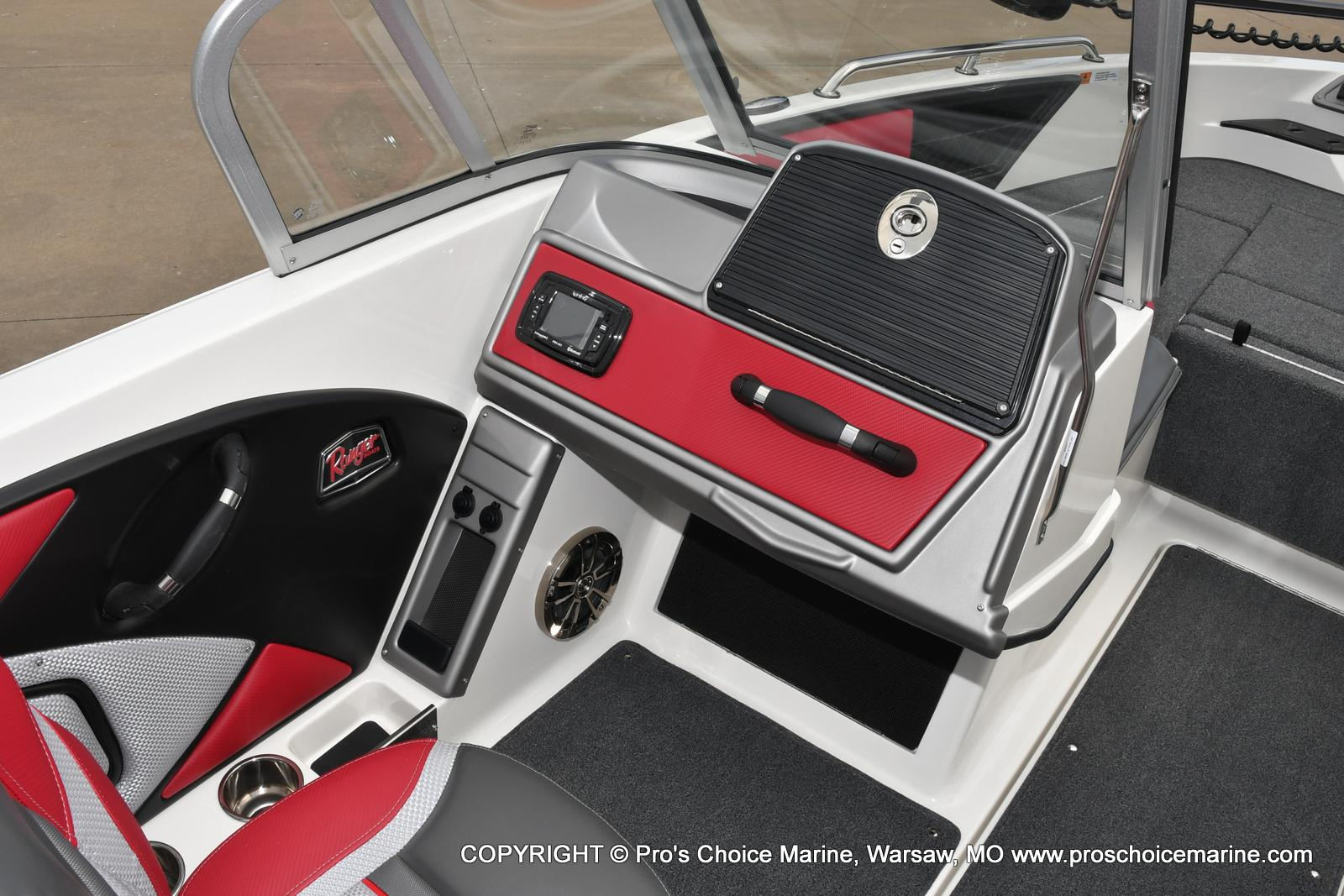 2021 Ranger Boats boat for sale, model of the boat is 1850MS w/150HP Pro-XS & Image # 47 of 50