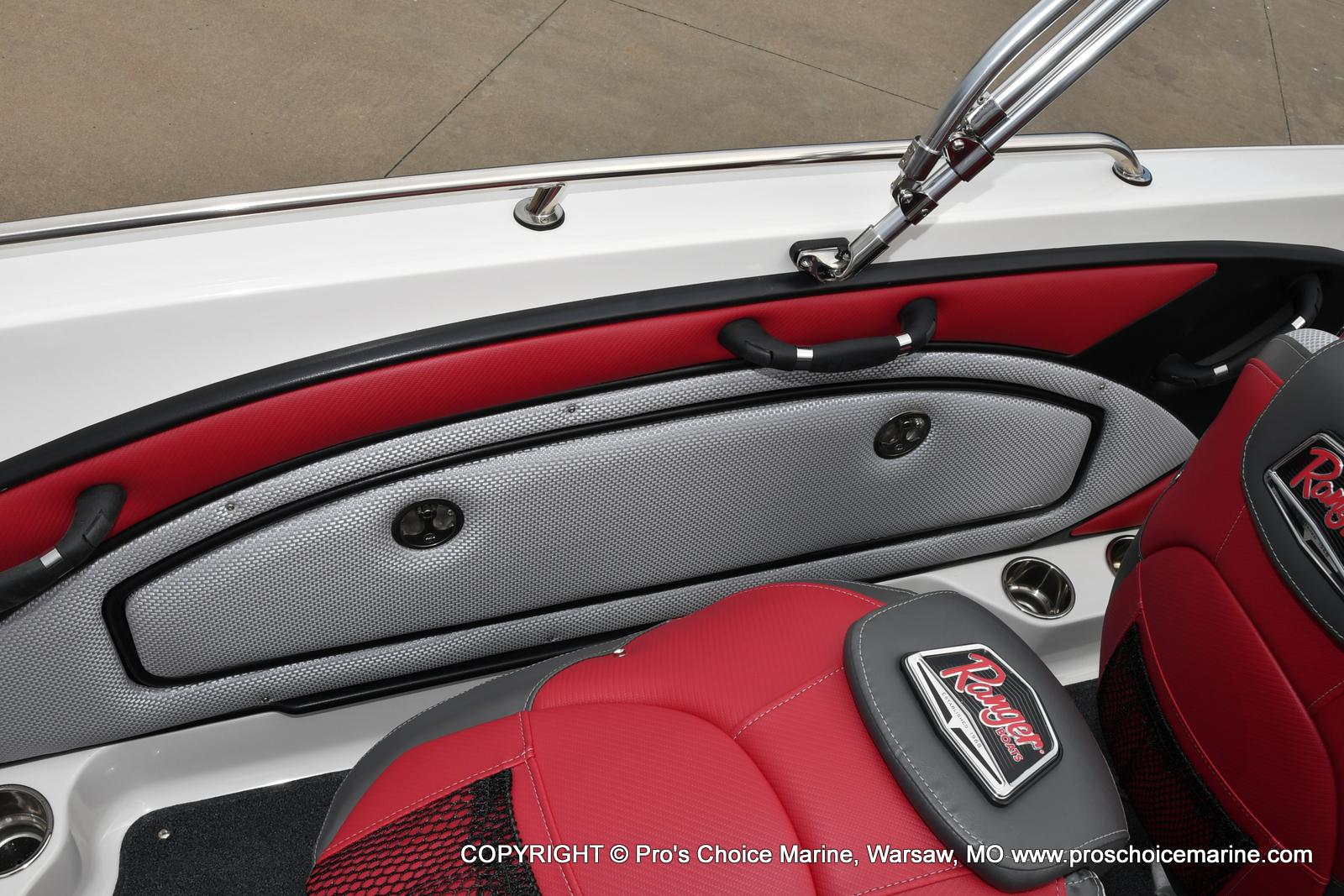 2021 Ranger Boats boat for sale, model of the boat is 1850MS w/150HP Pro-XS & Image # 40 of 50