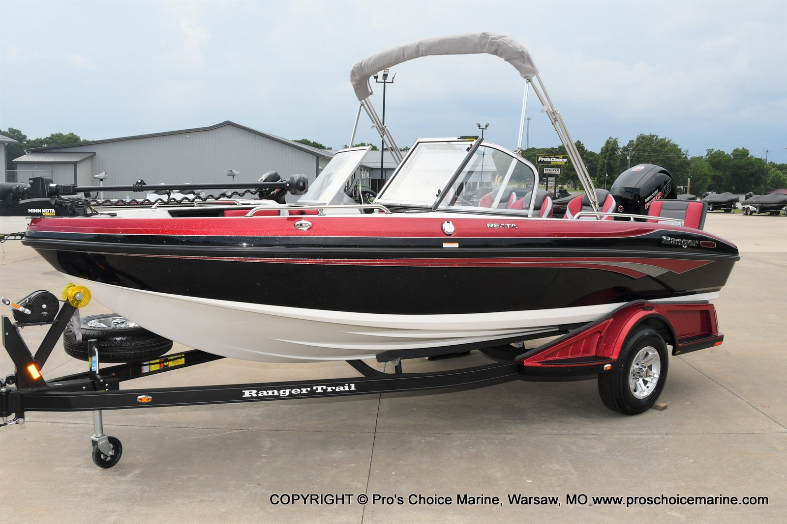 2021 Ranger Boats boat for sale, model of the boat is 1850MS w/150HP Pro-XS & Image # 23 of 50