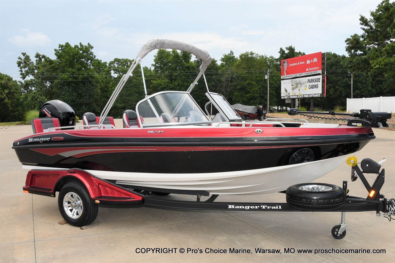 2021 Ranger Boats boat for sale, model of the boat is 1850MS w/150HP Pro-XS & Image # 31 of 50