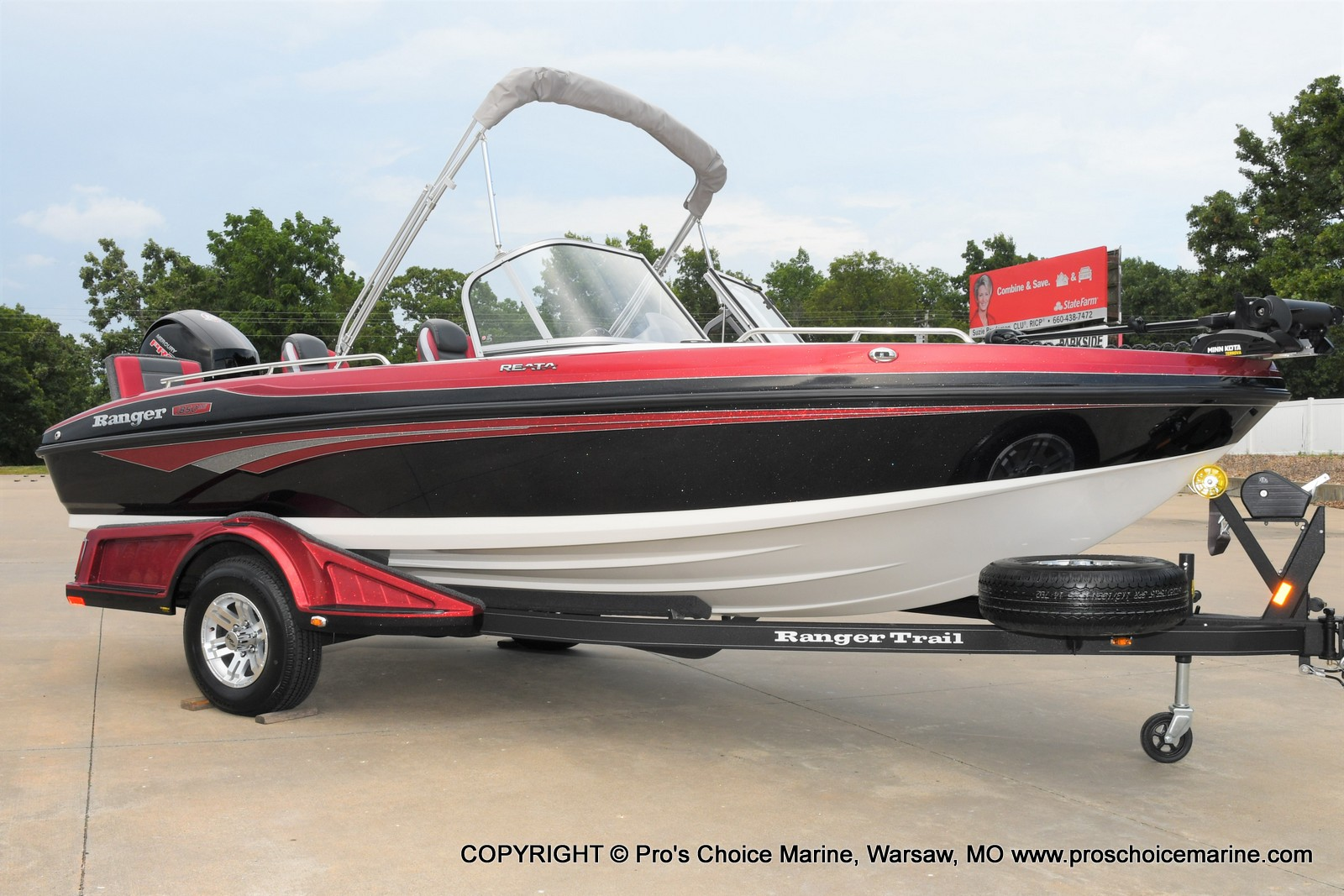2021 Ranger Boats boat for sale, model of the boat is 1850MS w/150HP Pro-XS & Image # 32 of 50