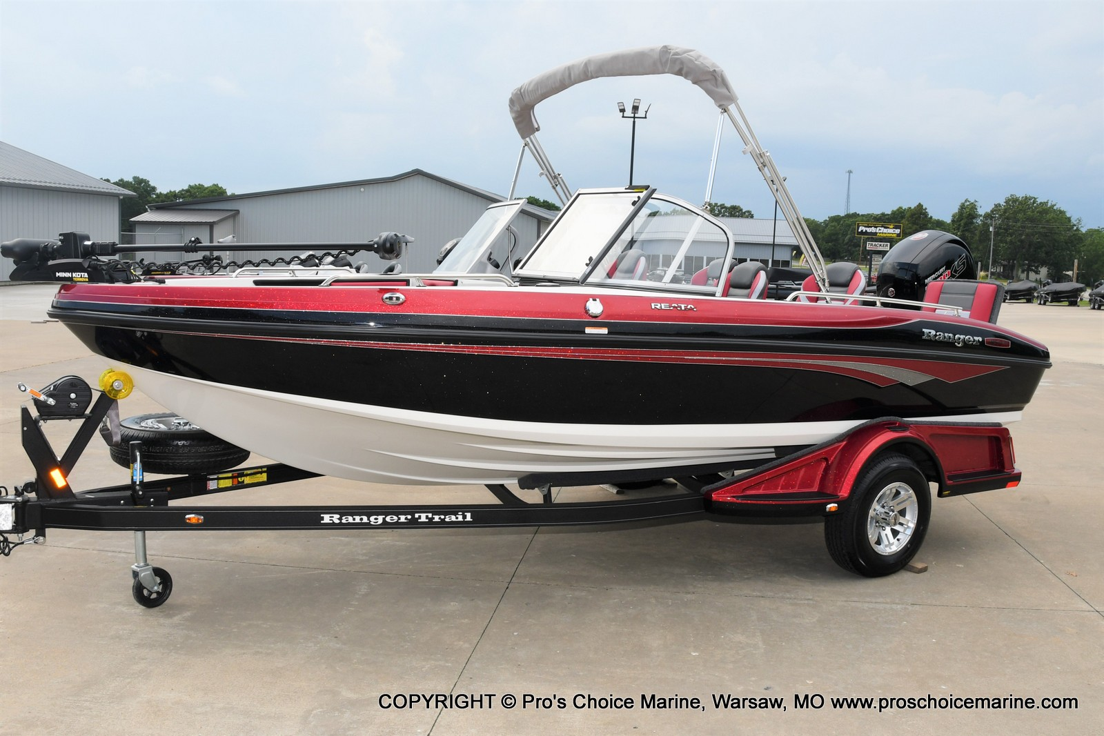 2021 Ranger Boats boat for sale, model of the boat is 1850MS w/150HP Pro-XS & Image # 33 of 50