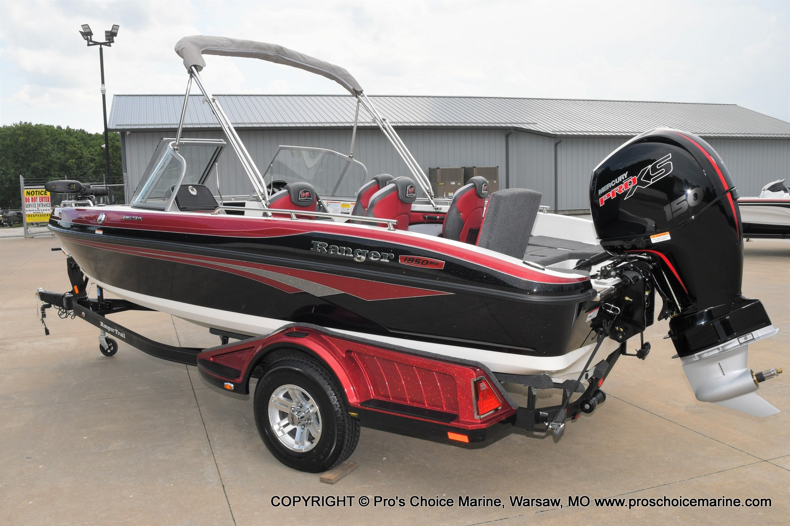2021 Ranger Boats boat for sale, model of the boat is 1850MS w/150HP Pro-XS & Image # 45 of 50