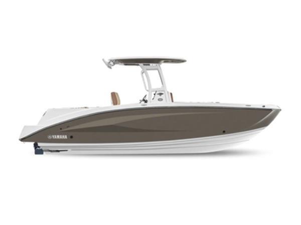 2022 Yamaha Boats 252 FSH SPORT