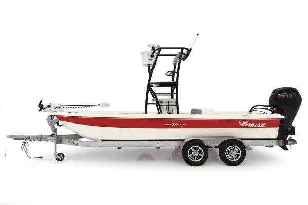 2019 Mako boat for sale, model of the boat is Pro Skiff 19 Top Drive & Image # 12 of 52