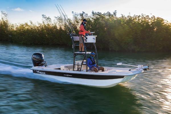 2019 Mako boat for sale, model of the boat is Pro Skiff 19 Top Drive & Image # 3 of 52