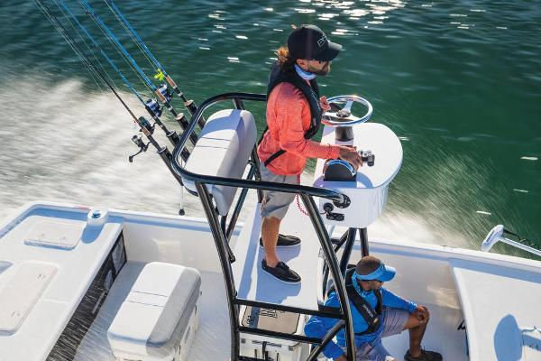 2019 Mako boat for sale, model of the boat is Pro Skiff 19 Top Drive & Image # 51 of 52