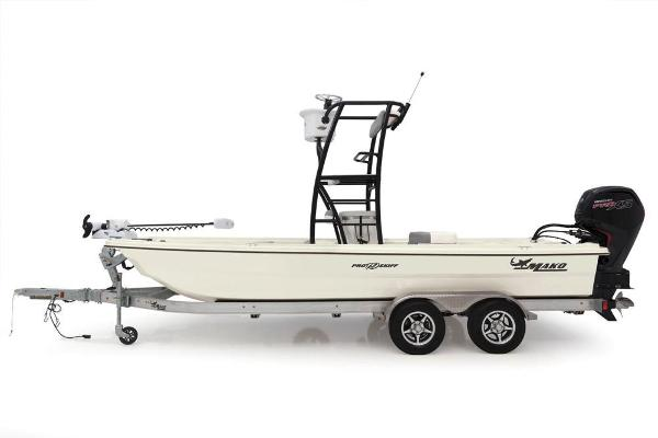 2019 Mako boat for sale, model of the boat is Pro Skiff 19 Top Drive & Image # 11 of 52