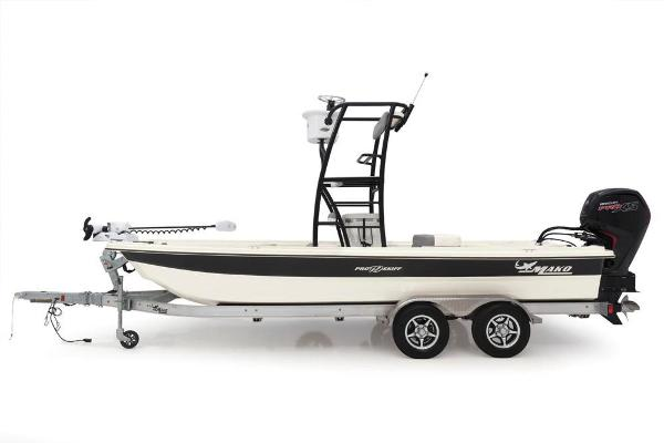 2019 Mako boat for sale, model of the boat is Pro Skiff 19 Top Drive & Image # 10 of 52