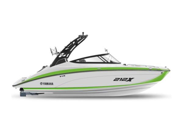 2022 Yamaha Boats 212XD