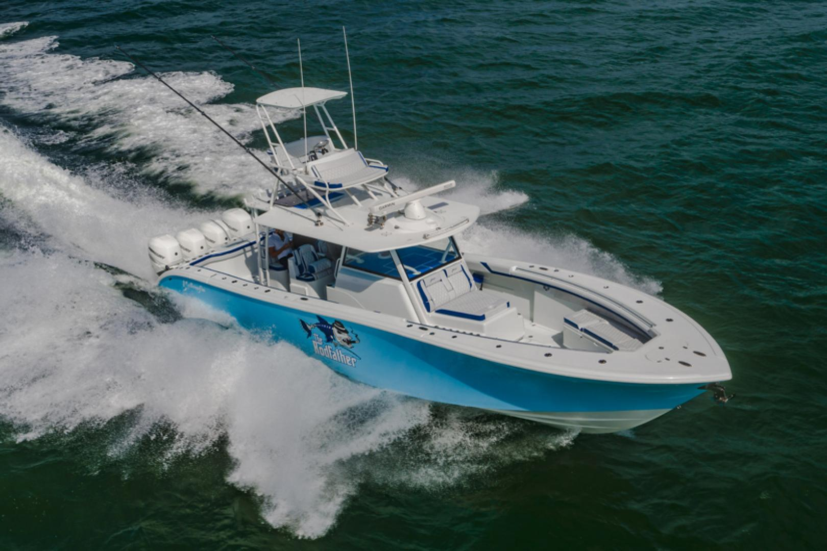 2019 Yellowfin 42 Offshore CC
