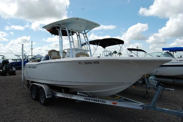 2018 Key West boat for sale, model of the boat is 203FS & Image # 1 of 12