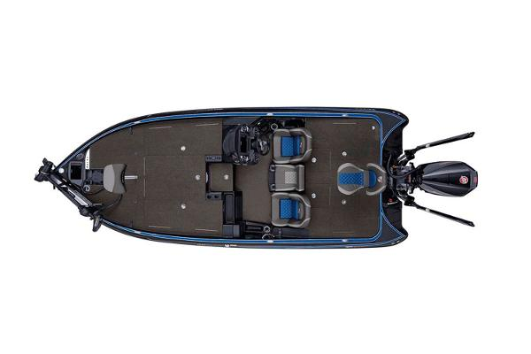 2021 Triton boat for sale, model of the boat is 20 TRX Patriot & Image # 14 of 15
