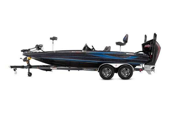 2021 Triton boat for sale, model of the boat is 20 TRX Patriot & Image # 13 of 15