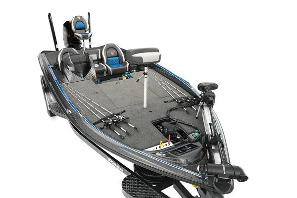 2021 Triton boat for sale, model of the boat is 20 TRX Patriot & Image # 11 of 15