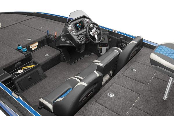 2021 Triton boat for sale, model of the boat is 20 TRX Patriot & Image # 4 of 15