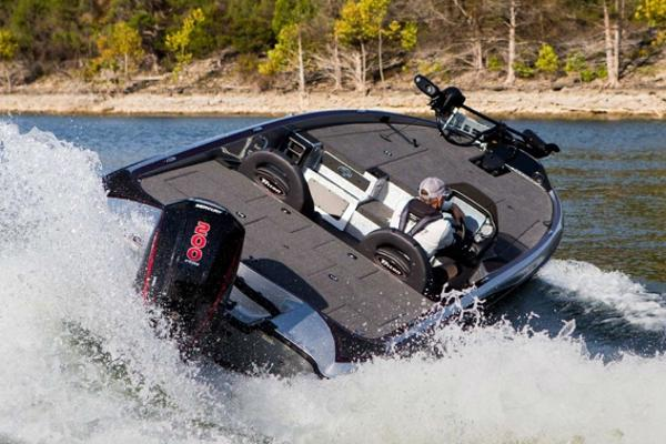 2021 Triton boat for sale, model of the boat is 19 TRX Patriot & Image # 1 of 12