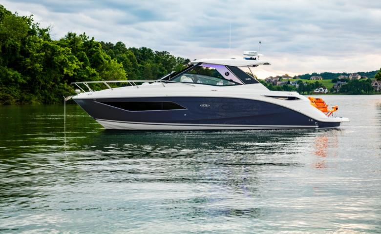 2021 Sea Ray Sundancer 320 #S1929B inventory image at Sun Country Coastal in Newport Beach