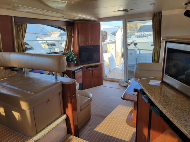 2008 Meridian 411 #TB5009MC inventory image at Sun Country Coastal in Dana Point