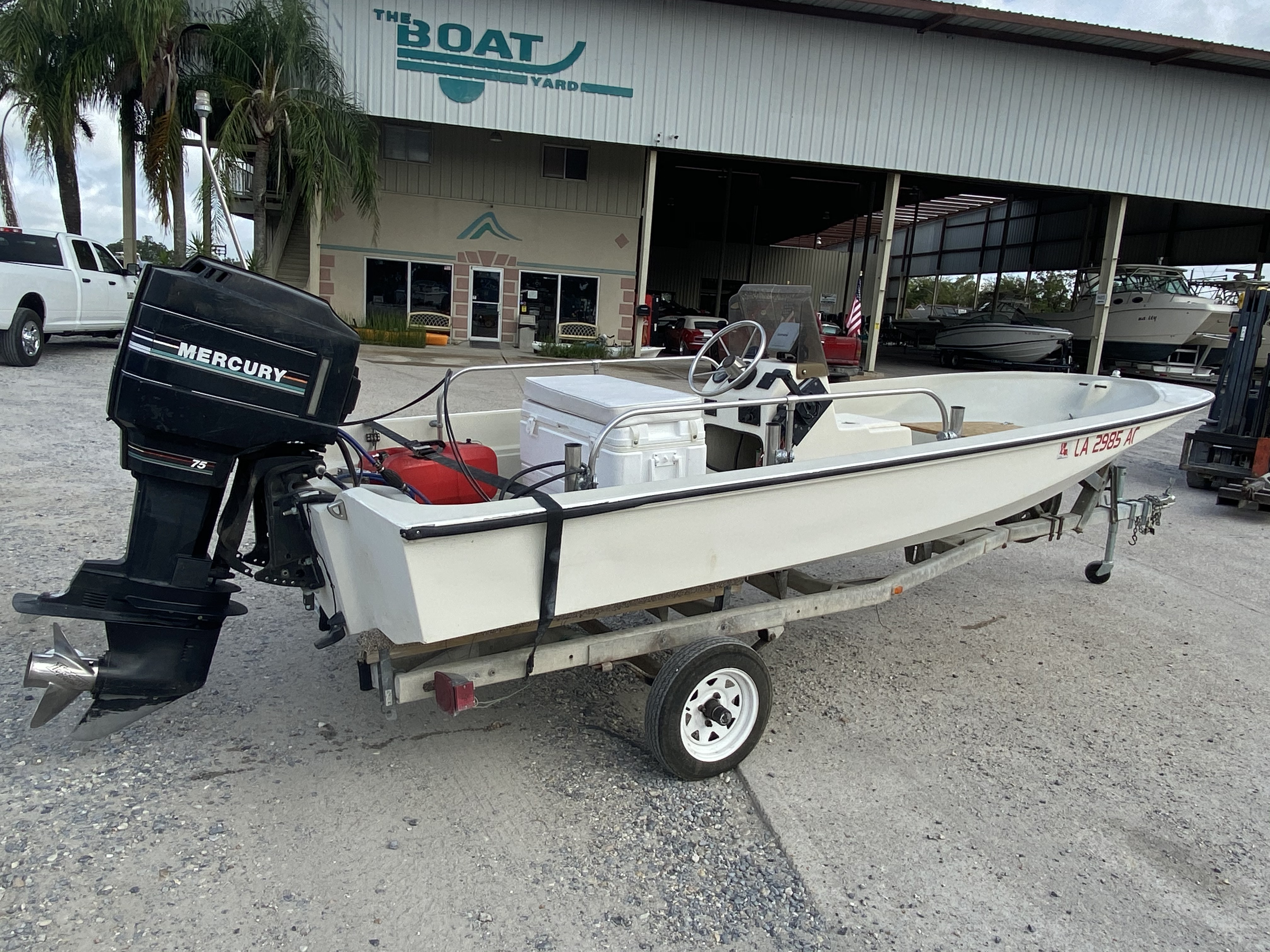 1978 Boston Whaler boat for sale, model of the boat is 15 & Image # 2 of 10