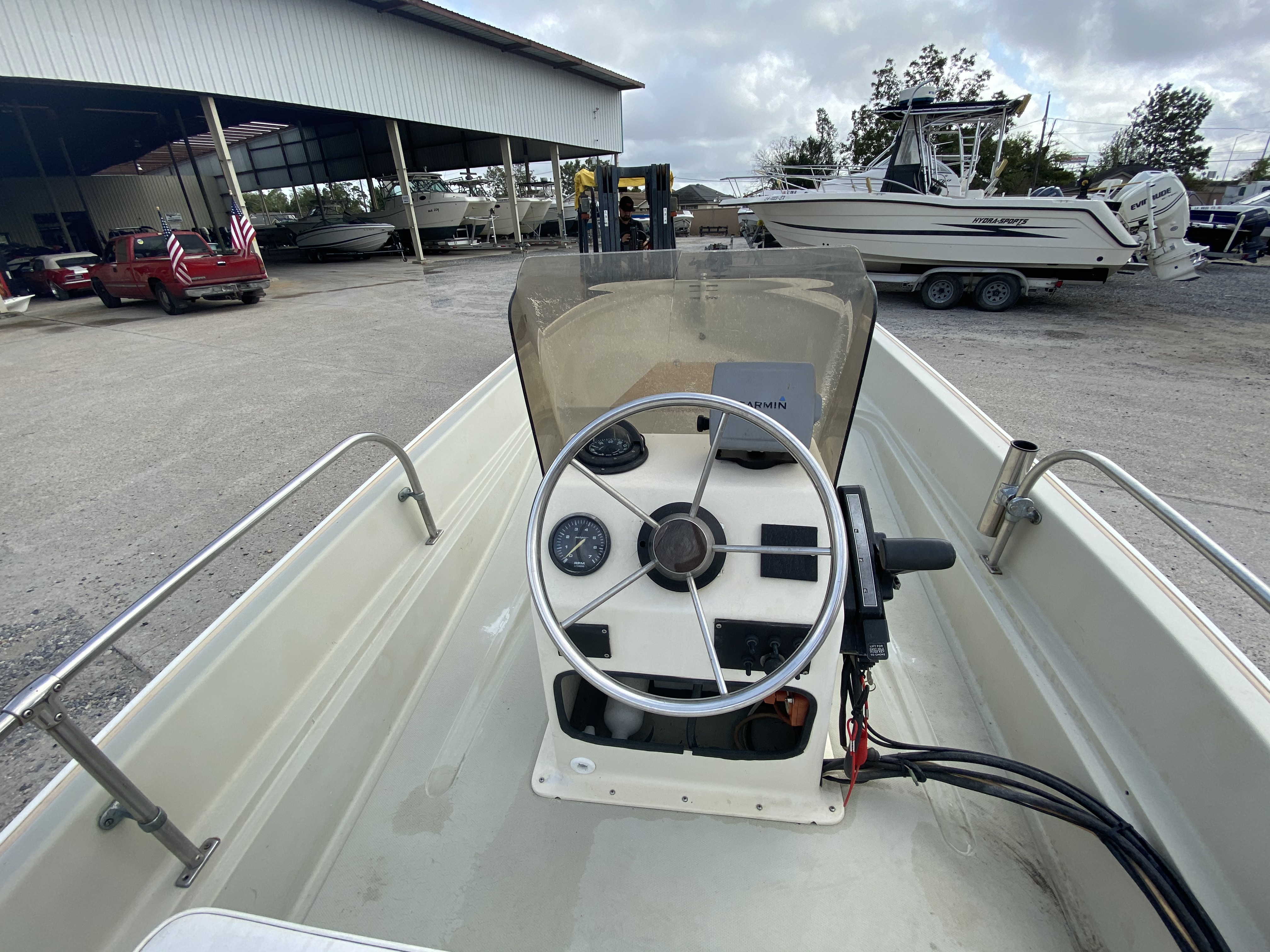 1978 Boston Whaler boat for sale, model of the boat is 15 & Image # 3 of 10