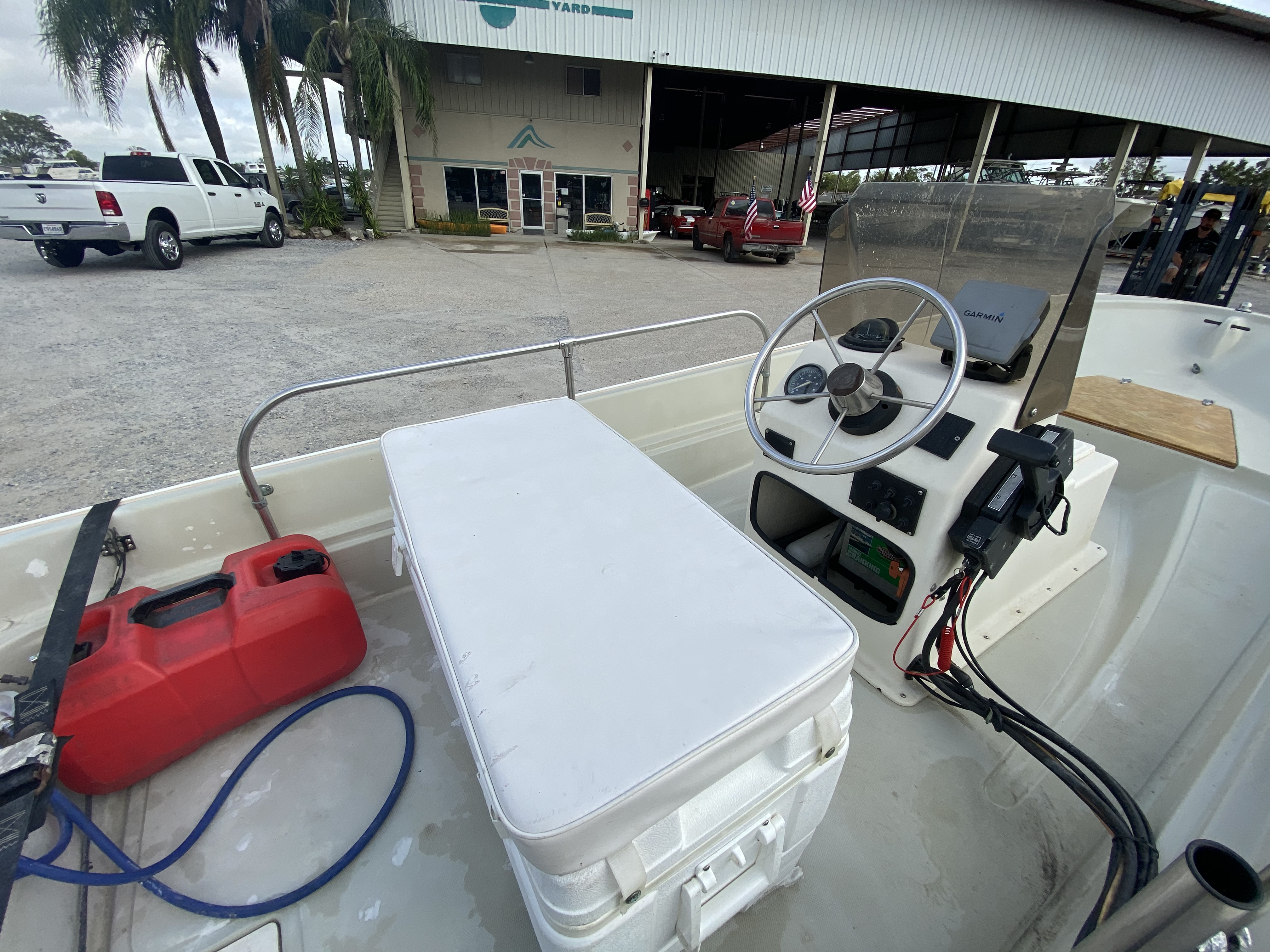 1978 Boston Whaler boat for sale, model of the boat is 15 & Image # 6 of 10