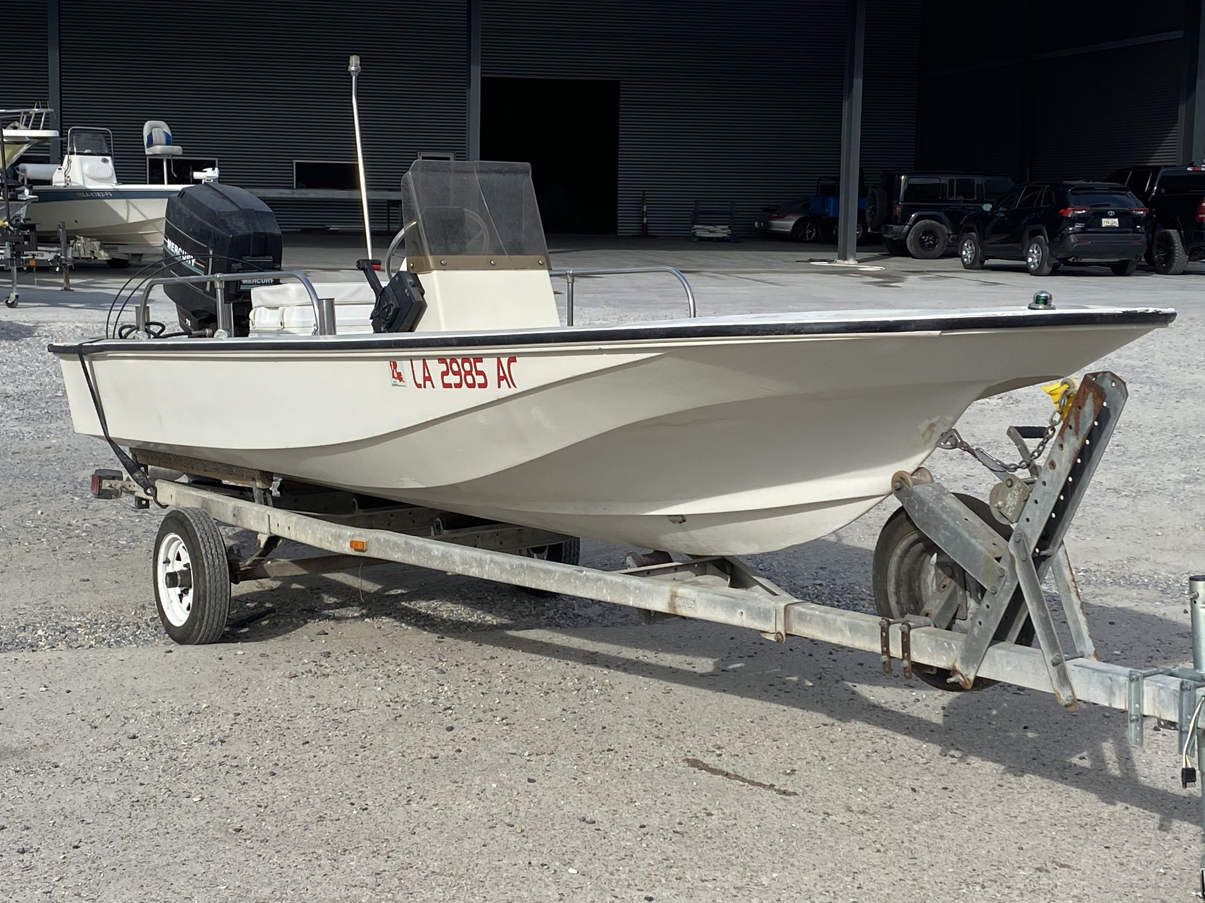 1978 Boston Whaler boat for sale, model of the boat is 15 & Image # 7 of 10