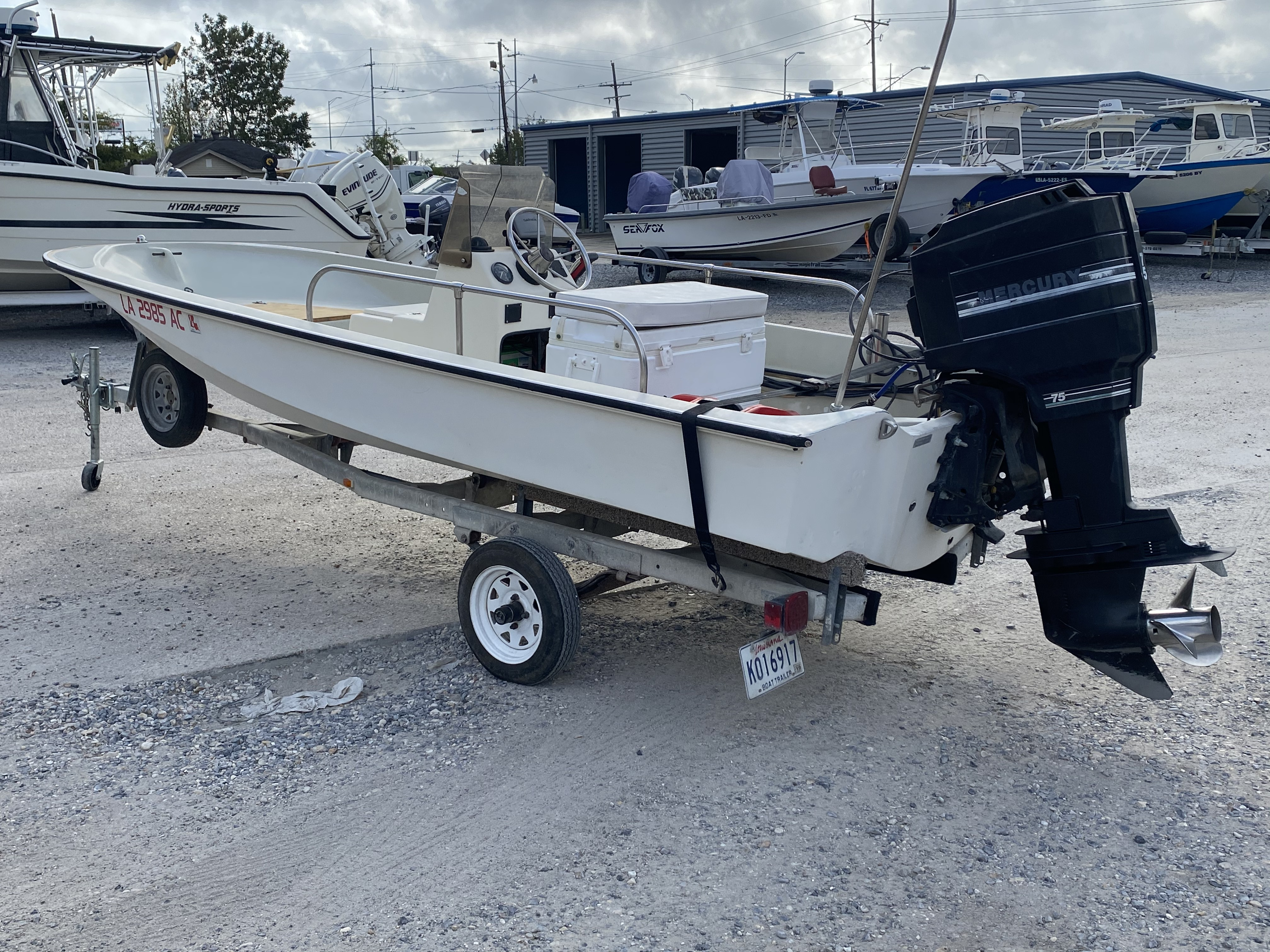 1978 Boston Whaler boat for sale, model of the boat is 15 & Image # 8 of 10
