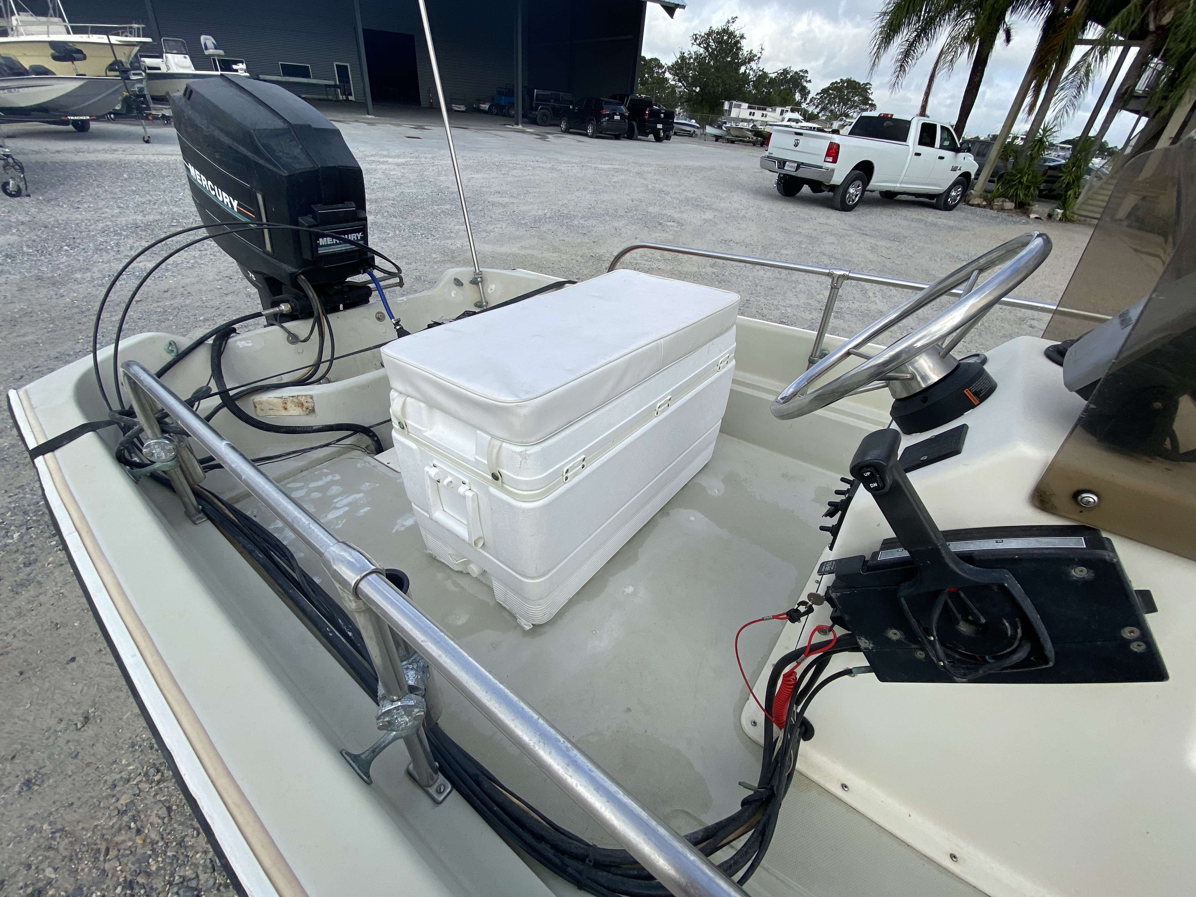 1978 Boston Whaler boat for sale, model of the boat is 15 & Image # 9 of 10