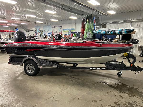 2021 Ranger Boats boat for sale, model of the boat is 1850MS & Image # 1 of 17
