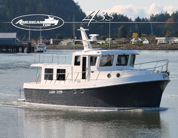 2021 AMERICAN TUG 435