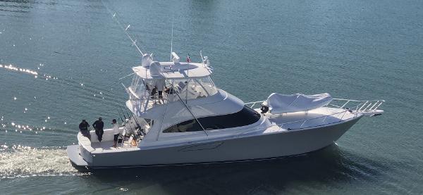 2020 Viking 58 Convertible