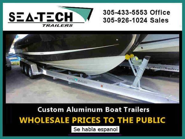 2021 SEA TECH Triple Axle Aluminum image