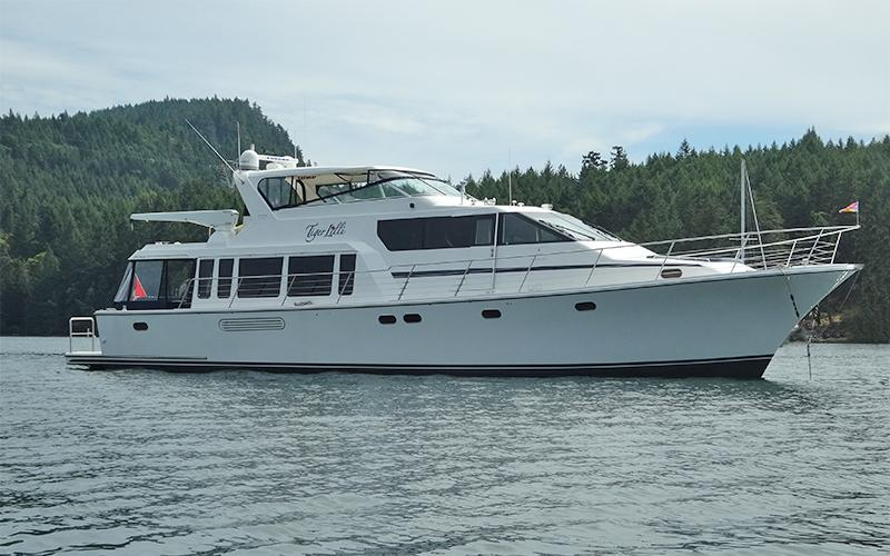 2004 Pacific Mariner 65 Diamond