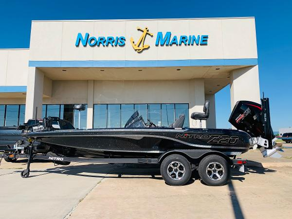 2021 Nitro boat for sale, model of the boat is Z20 Pro & Image # 1 of 45