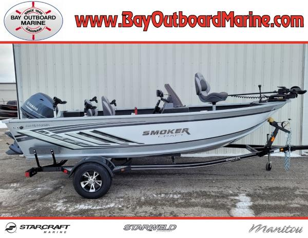 2021 SMOKER - CRAFT 160 Adventurer SC