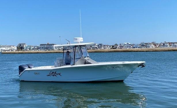 2019 SEA HUNT 27 Gamefish