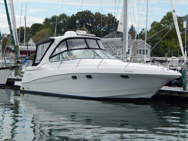 37' Four Winns 2006